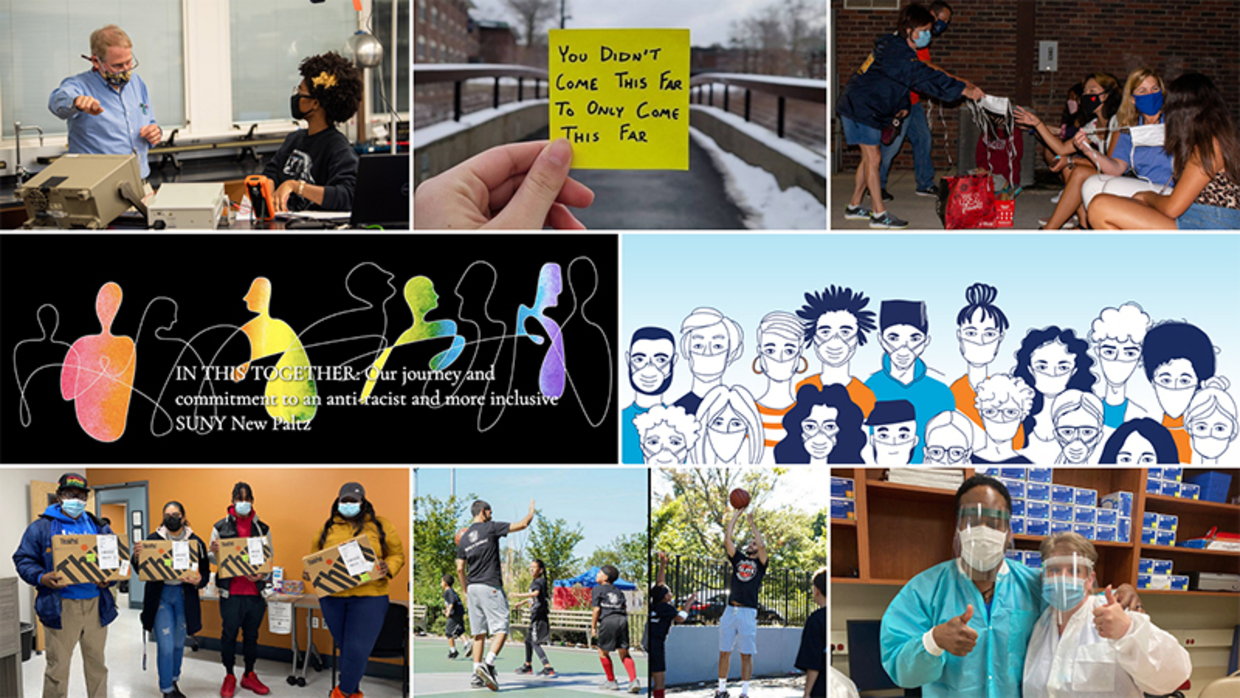 10 stories from the campus community that gave us hope during COVID-19
