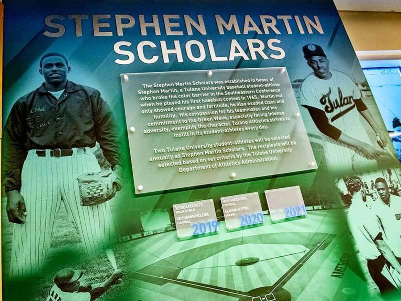 Stephen Martin Scholars