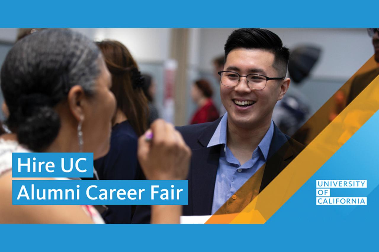 Register for the Hire UC Alumni Career Fair