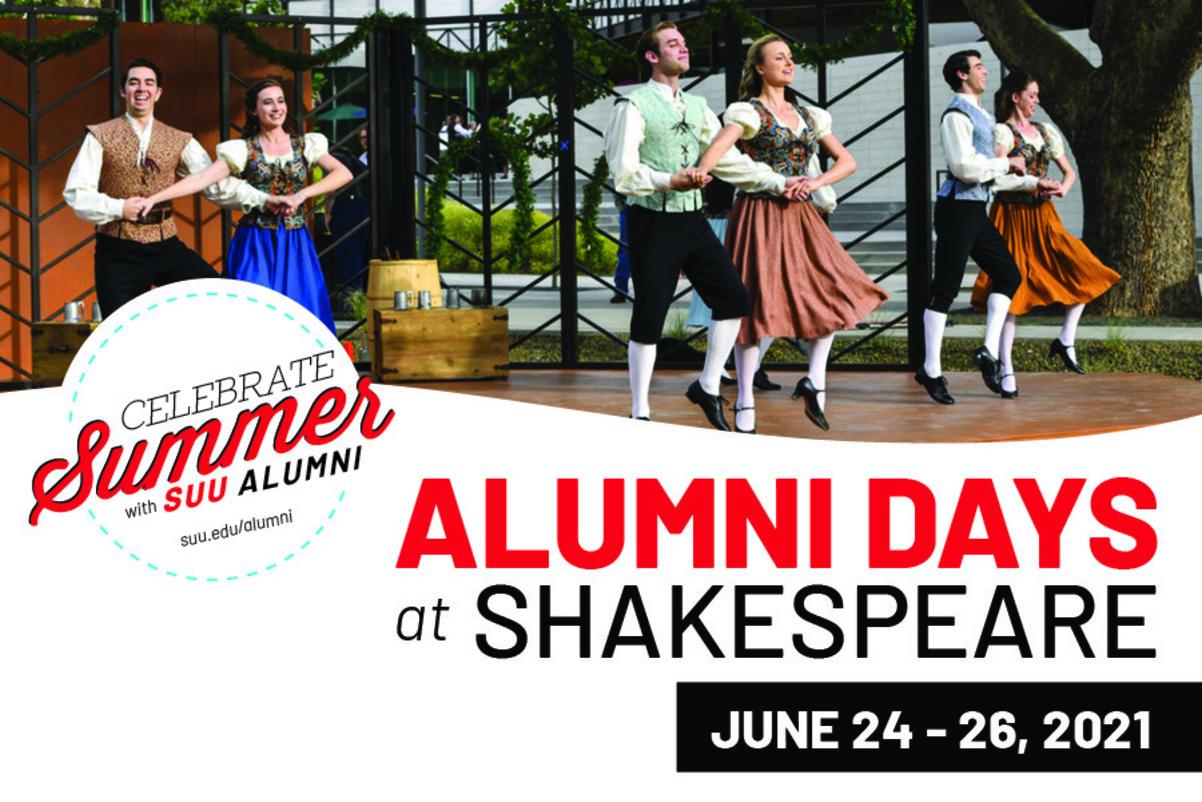 Alumni Days at Shakespeare