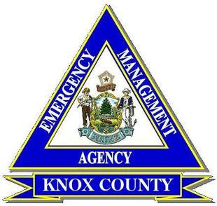 Knox county emergency management agency logo