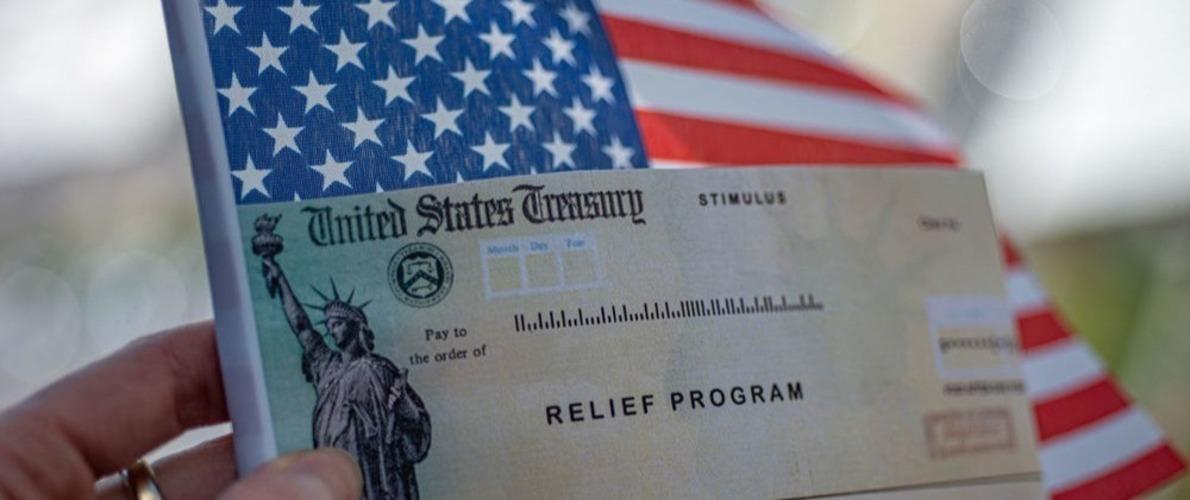 Pandemic stimulus check