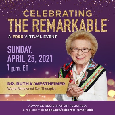 Celebrating the Remarkable Dr Ruth