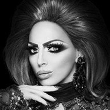 promotional headshot of Alyssa Edwards