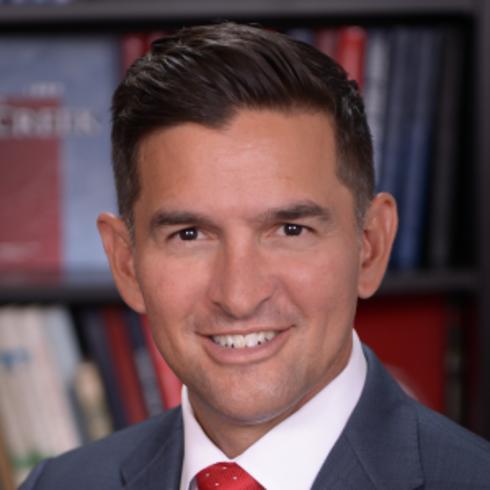 CCHS Principal Ryan Silva