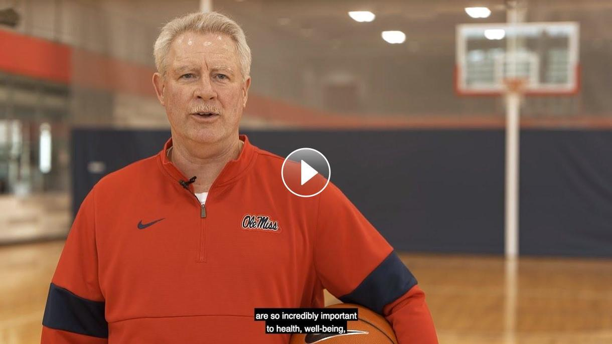 YouTube link to Chancellor's wellness