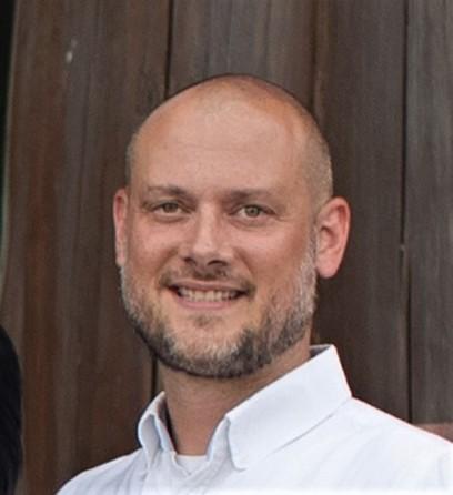 Photo of Professor Nico Parmley