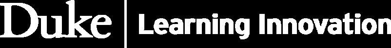 Duke Learning Innovation Logo