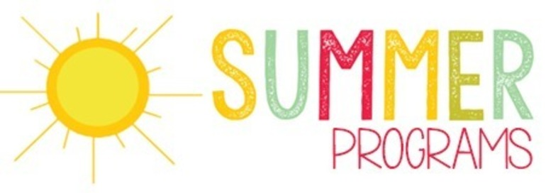 Summer Program Registration
