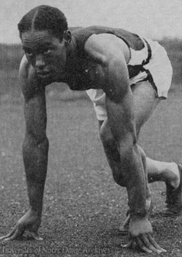 Photo of Frazier Thompson, the University's first Black graduate