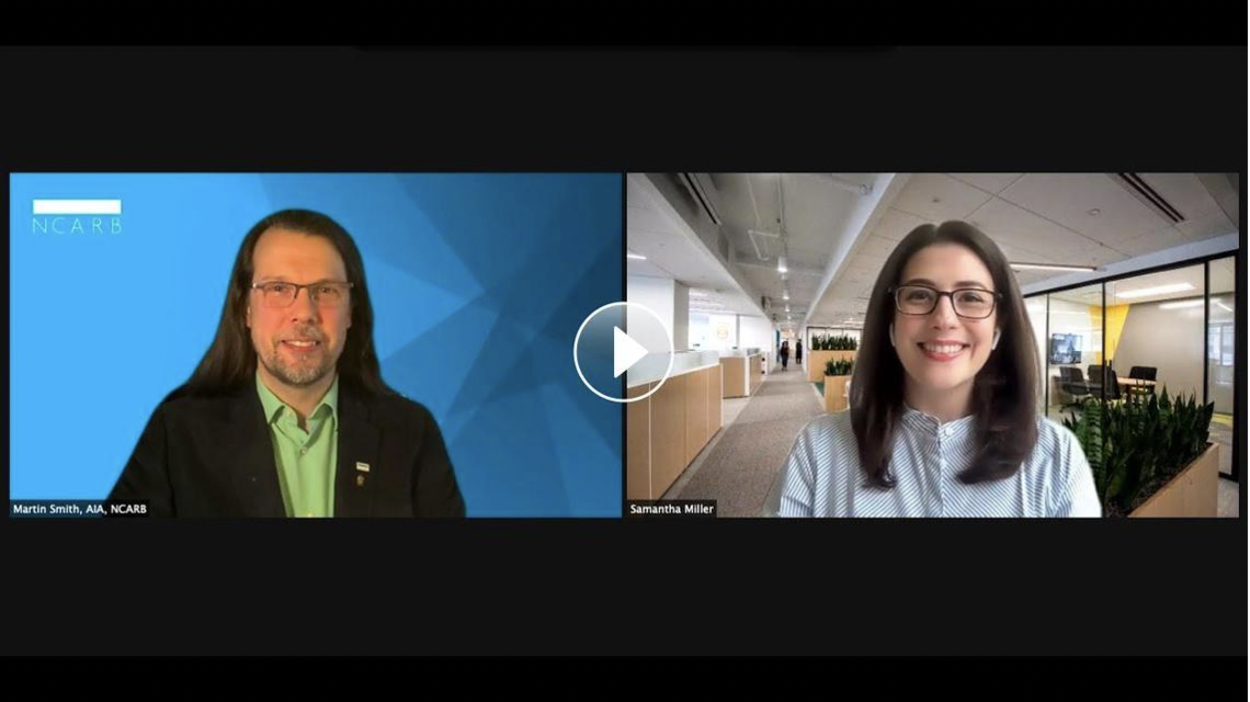 NCARB Live: Designing Your Future in Architecture