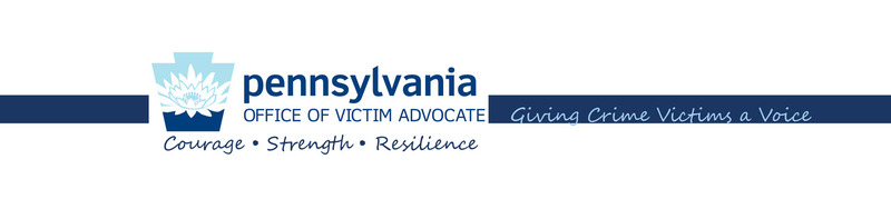 Giving Crime Victims a Voice