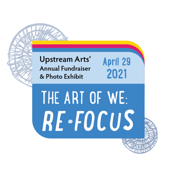 The Art of We: ReFocus logo. Info in body text.