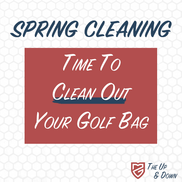 Spring Cleaning Golf Bag