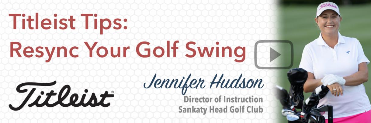 Titleist Golf Tips