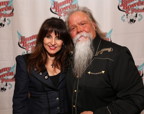 Jimmy Bowen and Deborah Allen,Photo Credits: Wayne Cowan and Daniel Cowan