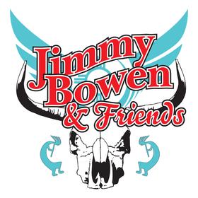Jimmy Bowen & Friends Logo