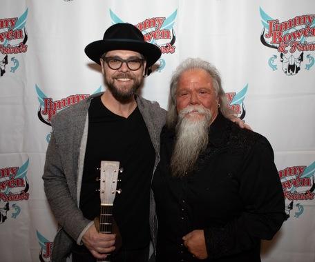 Jimmy Bowen and Jason Crabb - Photo Credits: Wayne Cowan and Daniel Cowan