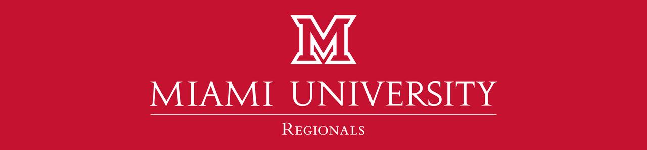 Miami University Regionals logo