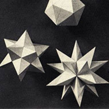 elaborate three-dimensional shapes