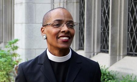 Rev. Dr. Kelly Brown Douglas