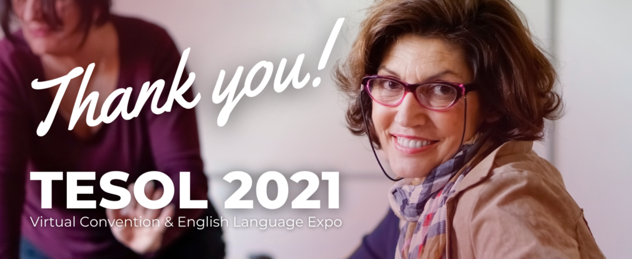 Formative Speaking Assessments in Adult English Classrooms, March 25th, at 2pm Eastern at TESOL 2021