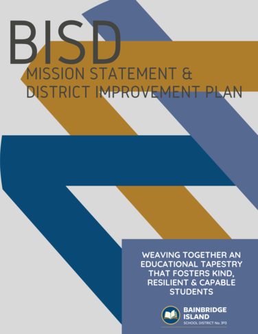District improvement paln
