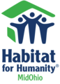 Habitat MidOhio Logo
