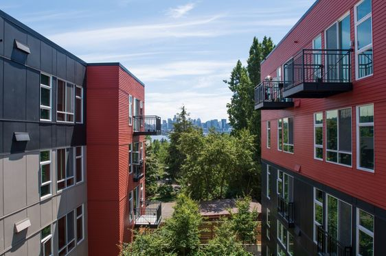 Seattle rents are rising