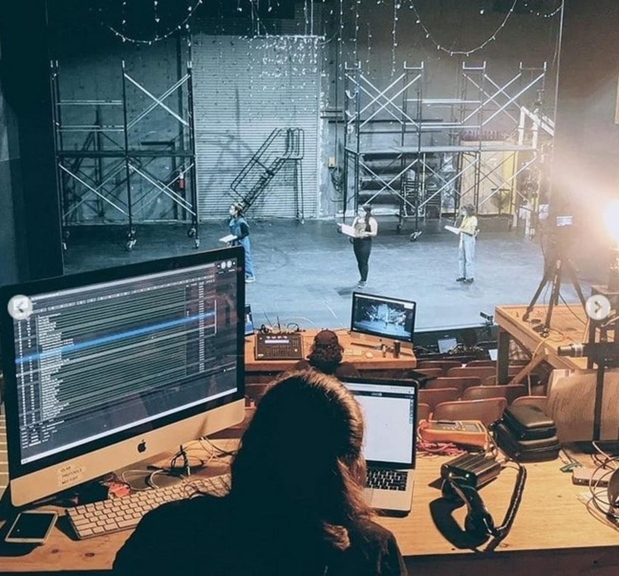New Paltz Theatre Department on Instagram