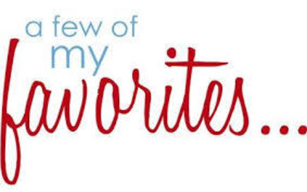 Faculty favorites