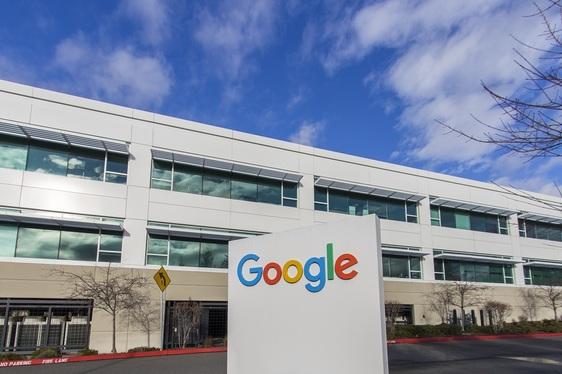 The Google campus in Kirkland