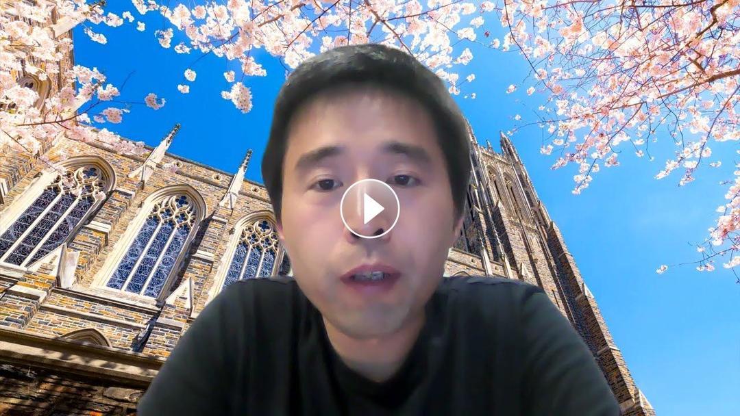 Professor Yi (Daniel) Xu: 5 pieces of advice under 5 minutes.