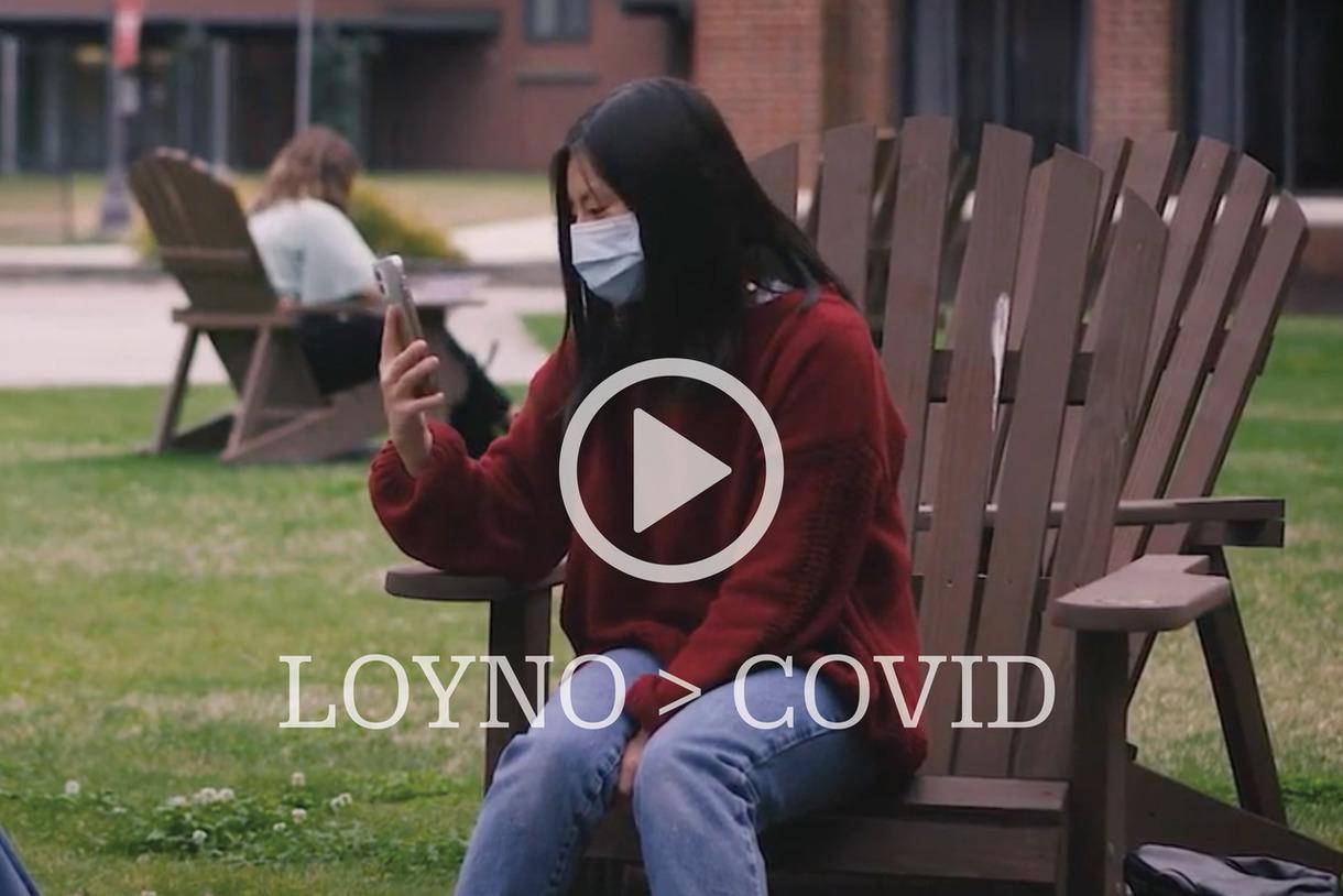 LOYNO > COVID
