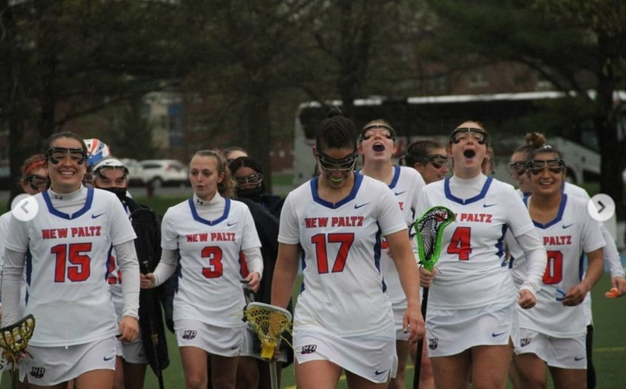 Women's Lacrosse Claim First Ever Win Over Oneonta And Keeps Playoff Hopes Alive
