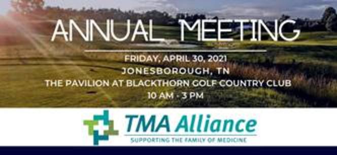 TMA Alliance Annual Meeting