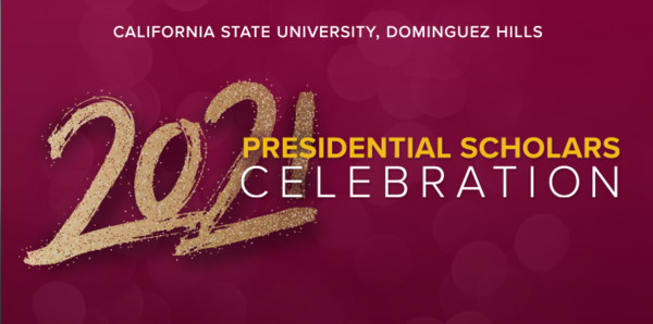 2021 Presidential Scholars Celebration