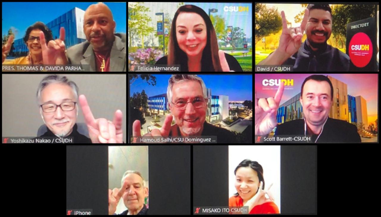 CSU Alumni Tokyo Virtual Reception