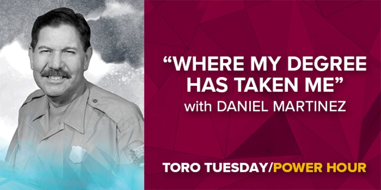 Toro Tuesday Power Hour: Daniel Martinez