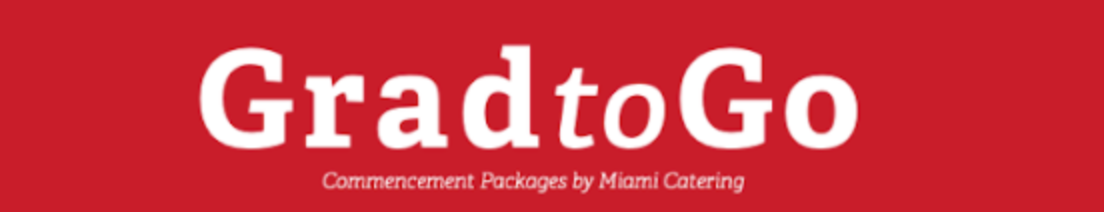 GradtoGo: Commencement Packages by Miami Catering