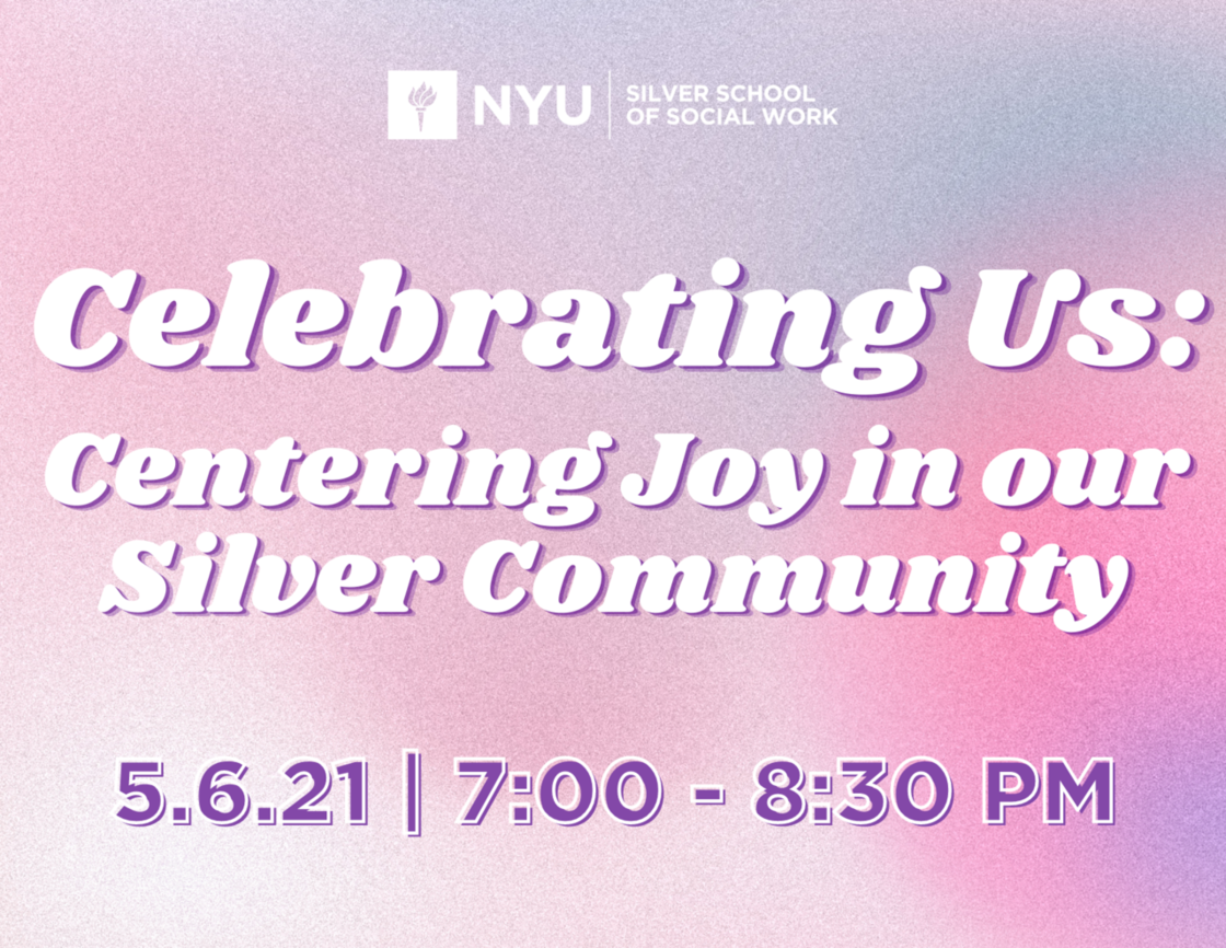 Celebrating Us: Centering Joy in Our Community Flyer