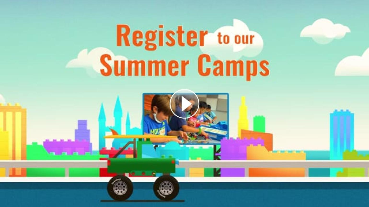 Summer Camp 2021 at Snapology of HCMC!