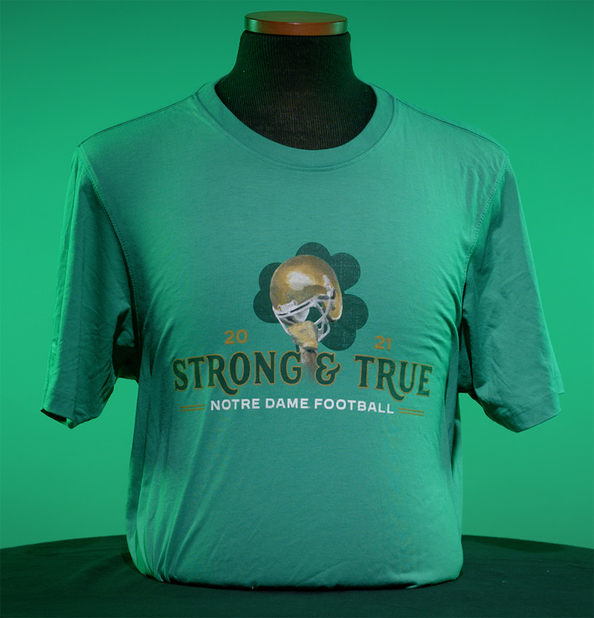 Front of The Shirt that reads,