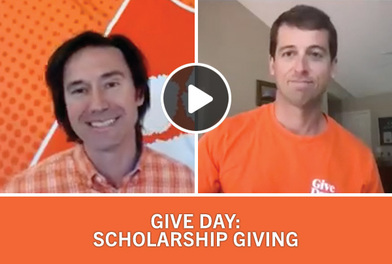 Give Day: Scott Sampson - The Impact of Scholarship Giving
