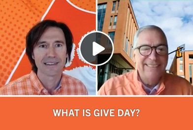 Give Day: What is Give Day? with Brian O'Rourke