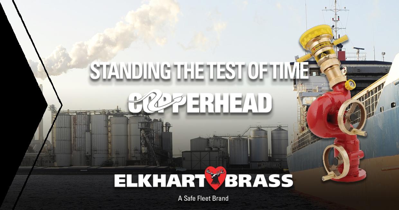 Elkhart Brass Copperhead Monitor