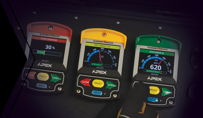 APEX Valve Controllers