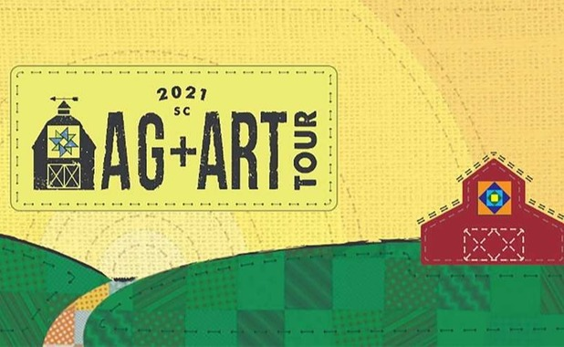 2021 Ag + Art Tour