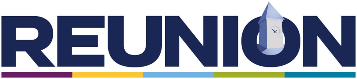 Reunion logo image
