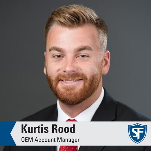Kurtis Rood, North American Sales Team, Safe Fleet FEI